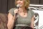 Kathy Reichs microphone