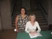 Smithsonian signing