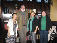 Staff of Simon and Schuster Canada.